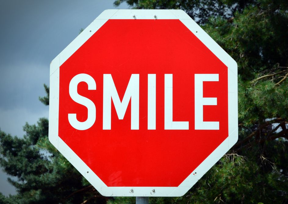 Stop Smile